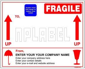 143046 Customize Dispatch Sticker