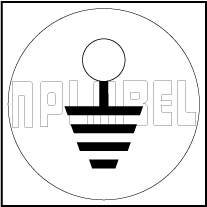 162550BS Earthing Labels