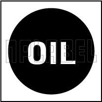 162554B10 Oil Label