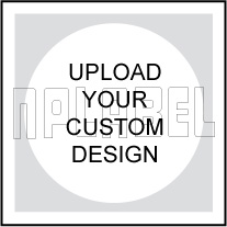 172580_81 Customize Round Metal Labels