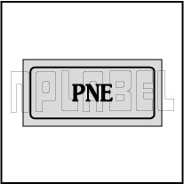 940170 PNE Stickers