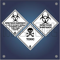 Class 6 - Toxic and Infectious Substance