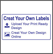 152698C Customize Caution Warning Label