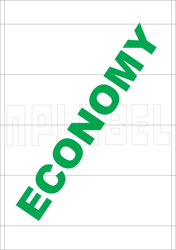 ESC1004 Multipurpose A4 Label Sheets