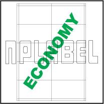 ESC2010 Multipurpose A4 Label Sheets