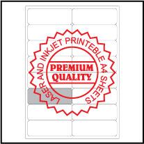 IL2016 Address Stickers -Multipurpose A4 Sheets
