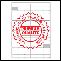 IL6096 Multipurpose Stickers A4 Sheets