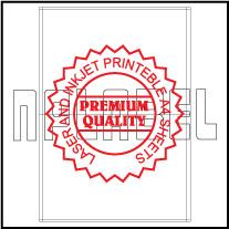 SC1002 Multipurpose A4 Label Sheets