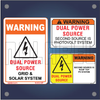 Create Your OWN Dual Power Supply Warning Labels